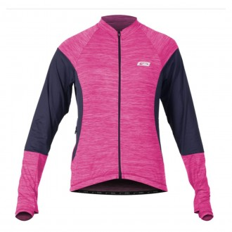 Imagem - Camiseta Sol Sports Fem Ciclista M/L New Blend