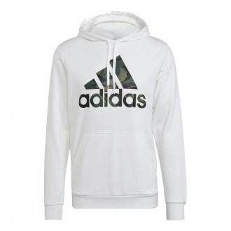 Imagem - Moletom Adidas Logo Camuflado Capuz