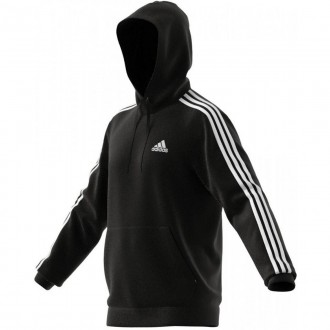 Imagem - Moletom Adidas 3 Stripes Com Capuz