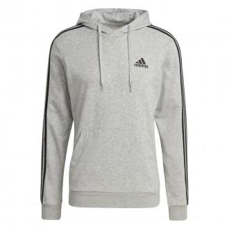 Imagem - Moletom Adidas Essentials 3 Listras Capuz
