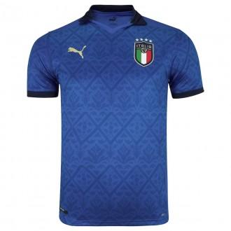 Imagem - Camisa Puma Italia Of.1 Home 2021