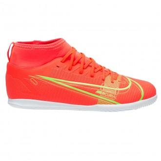 Imagem - Tenis Nike Mercurial Superfly 8 Club Ic Jr