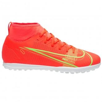 Imagem - Chuteira Nike Mercurial Superfly 8 Club Tf Jr