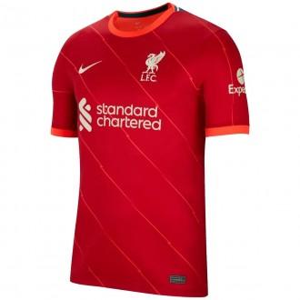 Imagem - Camisa Nike Liverpool Fc 2021/22 Stadium Home Torcedor