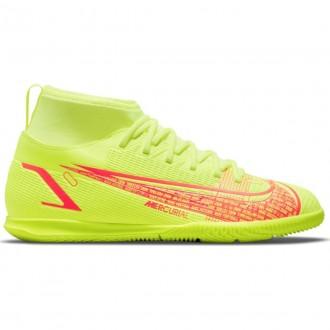 Imagem - Tenis Nike Indoor Mercurial Superfly 8 Club Ic Jr