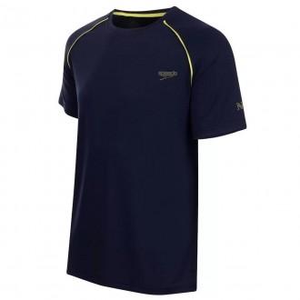 Imagem - Camiseta Speedo Raglan Neon