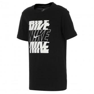 Imagem - Camiseta Nike Infantil Nsw Teee Stack