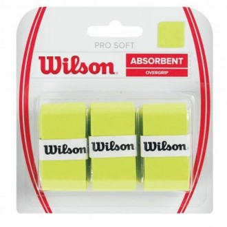 Imagem - Overgrip Wilson Pro Soft - WRT4733-301-459
