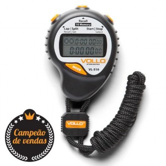 Imagem - Cronometro Vollo 10 Memorias - VL510-406-219