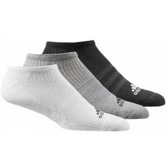 Imagem - Kit Meia Adidas Soq Liner Cushion 3s - AA2281-1-35