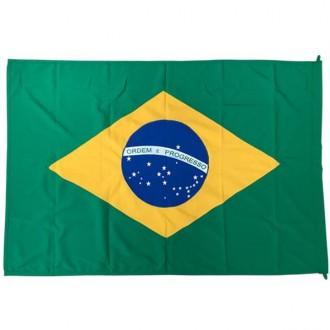 Imagem - Bandeira Brasil 90x130mm - BR-2-267-312