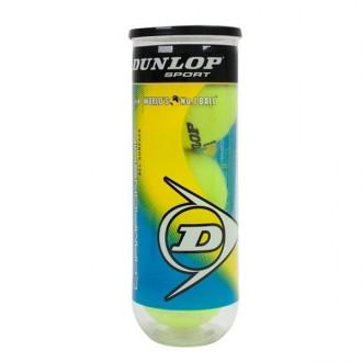 Imagem - Bola Dunlop Tenis Championship Tubo C/3 Bolas - DUB001-73-341