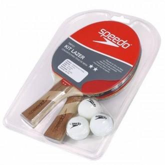 Imagem - Kit Speedo Tenis De Mesa Lazer - 768101-258-198