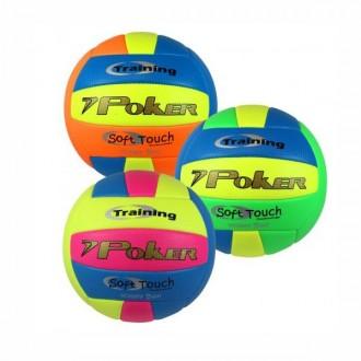 Imagem - Bola Poker Voleibol Training Neon - 05721-208-198
