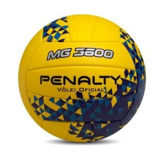 Imagem - Bola Penalty Voleibol Mg3600 Fusion Viii - 520314-197-381