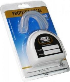 Imagem - Protetor Bucal Punch Prof C/Estojo - 433-315-155
