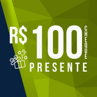 Imagem - Vale Presente Voucher Digital 100 Reais