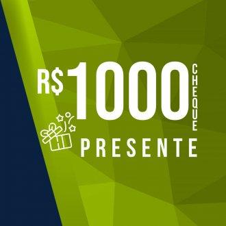 Imagem - Vale Presente Voucher Digital 1000 Reais