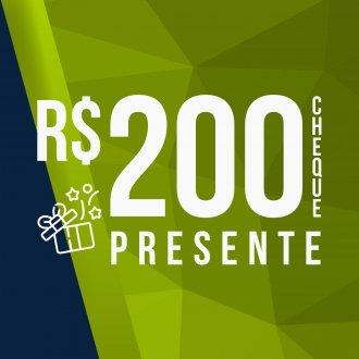 Imagem - Vale Presente Voucher Digital 200 Reais