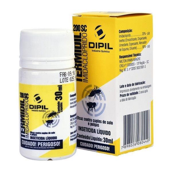 Inseticida Imidacloprido Termidil 30ml - Dipil