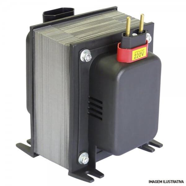 Autotransformador 300VA - 220V/110V Adftronik