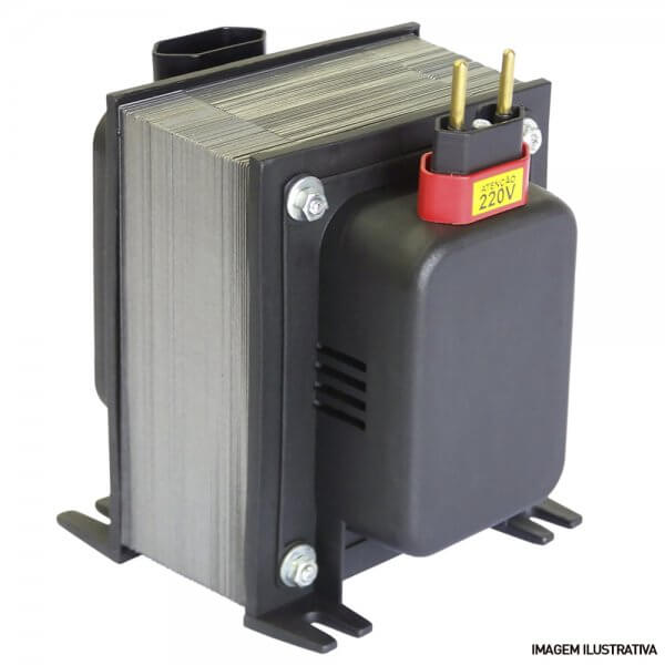 Autotransformador 100VA - 220V/110V Adftronik