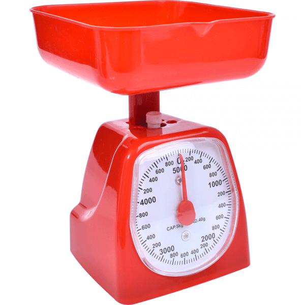 Balança para Cozinha com Recipiente 5Kg Dasshaus