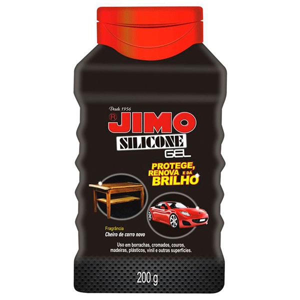 Silicone Gel 200g Carro Novo - Jimo