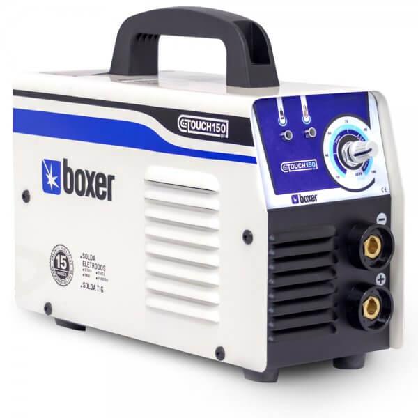 Solda Inversora Touch 150BV 140 AMP 110/220V - Boxer