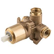 Imagem - Base Misturador Monocomando Para Chuveiro AP/BP 1/2
