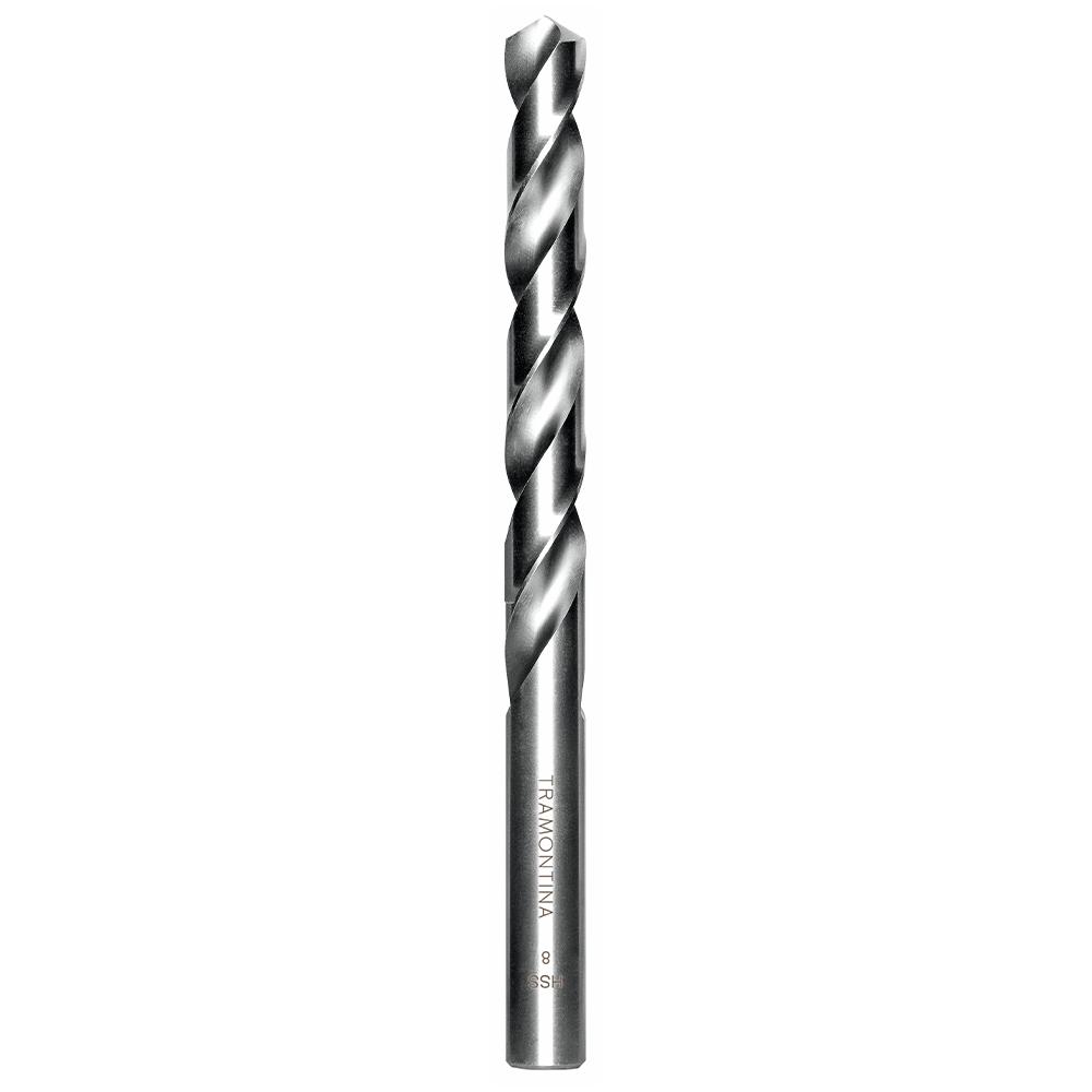 Imagem - Broca de Aço Rápido 8.0mm DIN 388 Tramontina - 9568