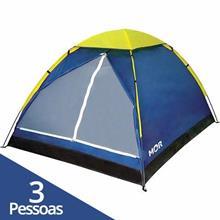 Imagem - Barraca Camping Impermeável Iglu 3 Pessoas - 9317