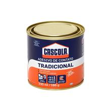Imagem - Adesivo De Contato 195g/230ml Tradicional S/Toluol Cascola - 8786-1