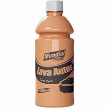 Imagem - Lava Auto Shampoo 500ml Com Cera Mundial Prime - 4206