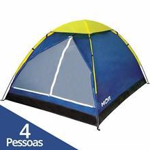 Imagem - Barraca Camping Impermeável Iglu 4 Pessoas - 9318