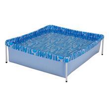 Imagem - Piscina Infantil 400 Litros - Lona PVC 1,15x1,06x0,33m Mor - 5890