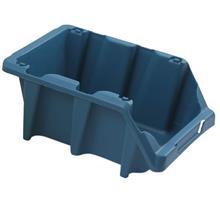 Imagem - Gaveta Plástica Prática Empilhável Nº 5 Azul - Presto - 9412