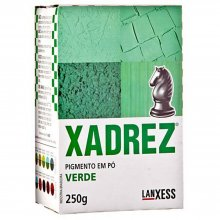 Imagem - Pigmento em Pó Xadrez Corante 250g - Lanxess - 5087-6
