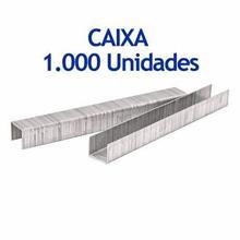 Imagem - Grampo para Grampeador Tapeceiro 08mm Caixa C/ 1000 Pc Fertak  - 10675