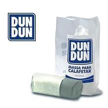 Imagem - Massa Para Calafetar Cinza 1kg Dundun - 7704