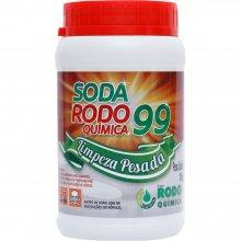 Imagem - Soda Cáustica 99 - 1kg - Rodoquimica - 5655