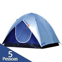 Imagem - Barraca Camping Impermeável Luna 5 Pessoas - 9320