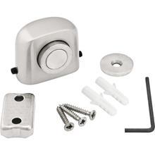 Imagem - Prendedor Fixador De Porta Magnético Alumínio Vonder - 3708