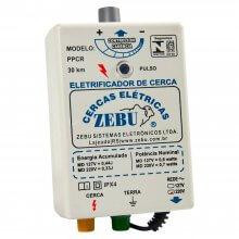 Eletrificador de Cerca Rural 30Km PPCR Zebu