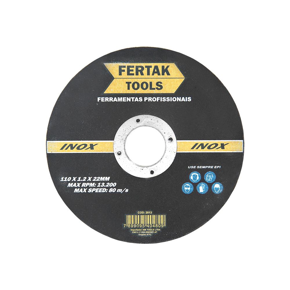 Imagem - Disco de Corte Inox 4.1/2