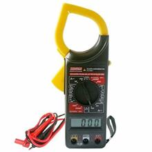 Imagem - Alicate Amperímetro Digital Estojo Bateria Thompson - 8353