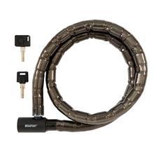 Imagem - Cadeado para Moto com Chave 22mm X 1,20m Brasfort - 4795