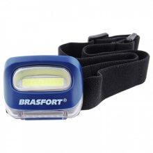 Imagem - Lanterna LED para Cabeça Ciclope Brasfort - 9882