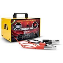 Imagem - Carregador De Baterias Charger 100 amp. Bivolt V8 - 10540