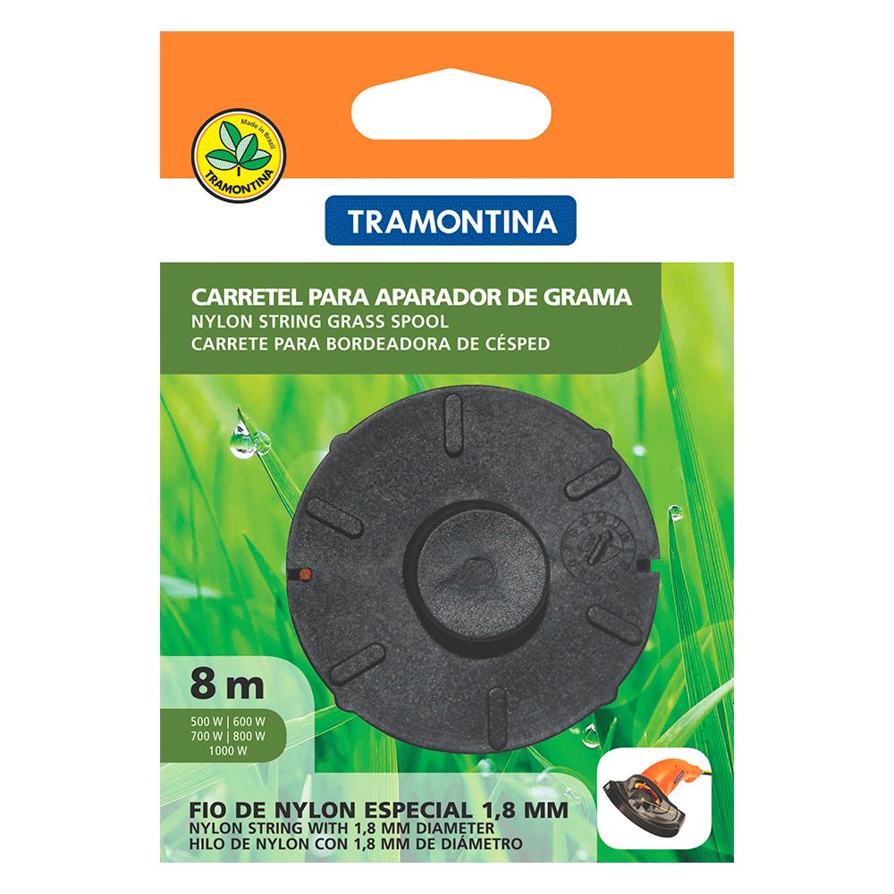 Imagem - Carretel para Aparador de Grama de 1 Fio de Nylon até 1,8mm - 6388